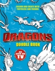 Dragons: Doodle Book - Book