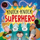 Knock Knock Superhero - Book
