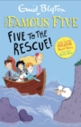 Famous Five Colour Short Stories: Five to the Rescue! - eBook