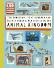 The Big Countdown: Ten Thousand, Eight Hundred and Twenty Endangered Species in the Animal Kingdom - Book