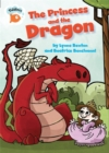 Tiddlers: The Princess and the Dragon - Book