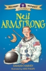 History Heroes: Neil Armstrong - Book