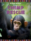 Animal Rescue: Chimp Rescue - Book