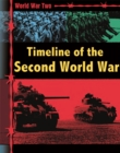 World War Two: Timeline of the Second World War - Book