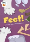 Tiddlers: Feet! - Book