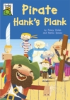 Pirate Hank's Plank - Book