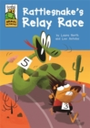 Froglets: Animal Olympics: Rattlesnake's Relay Race - Book