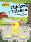 Hopscotch Twisty Tales: Chicken Tricken - Book