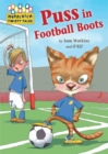 Hopscotch Twisty Tales: Puss in Football Boots - Book