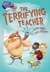 Race Further with Reading: The Terrifying Teacher - Book