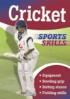 Sports Skills: Cricket - Book