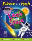 Science in a Flash: Earth and Space - Book