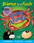Science in a Flash: Living Things - Book