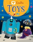 I Love Craft: Toys - Book