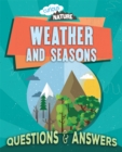 Curious Nature: Weather and Seasons - Book