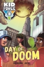 EDGE: Kid Force 3: Day of Doom - Book