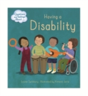 Questions and Feelings About: Having a Disability - Book