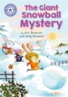 Reading Champion: The Giant Snowball Mystery : Independent Reading Purple 8 - Book