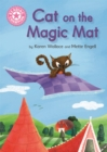 Reading Champion: Cat on the Magic Mat : Pink 1B - Book