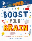 Grow Your Mind: Boost Your Brain - Book