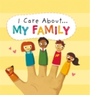I Care About: My Family - Book