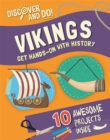 Discover and Do: Vikings - Book