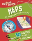 Discover and Do: Maps - Book