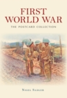 First World War The Postcard Collection - Book