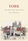 York The Postcard Collection - Book