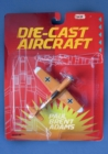 Die-cast Aircraft - Book