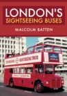 London's Sightseeing Buses - Book