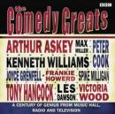 The Comedy Greats - eAudiobook