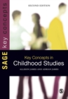 Key Concepts in Childhood Studies - Book