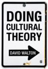 Doing Cultural Theory - eBook