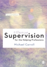 Effective Supervision for the Helping Professions - Book