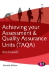 Achieving your Assessment and Quality Assurance Units (TAQA) - Book