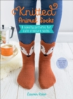 Knitted Animal Socks - eBook
