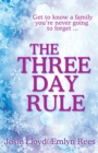 The Three Day Rule - eBook