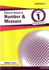 Edexcel Award in Number and Measure Level 1 Workbook - Book