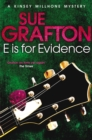 E is for Evidence - Book