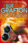 F is for Fugitive - Book