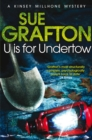 U is for Undertow - Book