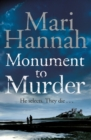 Monument to Murder - Book