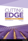 Cutting Edge 3rd Edition Upper Intermediate Workbook with Key - Book