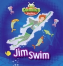 COMICS FOR PHONICS JIM SWIM RED C SET 10 - Book