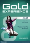 Gold Experience A2 eText Teacher CD-ROM - Book