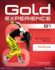 Gold Experience B1 Students' Book for DVD-ROM and MyLab Pack - Book