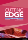 Cutting Edge 3rd Edition Elementary Students' Book and DVD Pack - Book