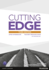 Cutting Edge 3rd Edition Upper Intermediate Teacher's Book and Teacher's Resource Disk Pack - Book