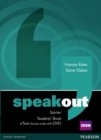 Speakout Starter Students' Book eText Access Card with DVD - Book